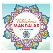 Cover-Bild zu Wunderbare Mandalas zum Ausmalen
