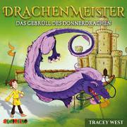 Cover-Bild zu Drachenmeister (8) von West, Tracey