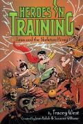 Cover-Bild zu Zeus and the Skeleton Army (eBook) von West, Tracey