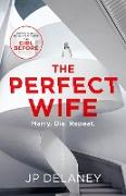 Cover-Bild zu The Perfect Wife (eBook) von delaney, Jp