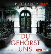 Cover-Bild zu Du gehörst uns von Delaney, JP