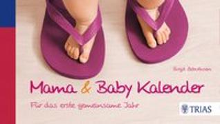 Cover-Bild zu Mama & Baby Kalender von Zebothsen, Birgit
