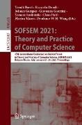 Cover-Bild zu SOFSEM 2021: Theory and Practice of Computer Science (eBook) von Bures, Tomás (Hrsg.)