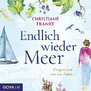 Cover-Bild zu Endlich wieder Meer (Audio Download) von Franke, Christiane