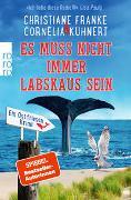 Cover-Bild zu Es muss nicht immer Labskaus sein von Franke, Christiane