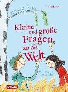 Cover-Bild zu Kleine und große Fragen an die Welt von Schmidt, Ina