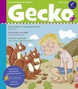 Cover-Bild zu Gecko Kinderzeitschrift Band 83 von Schmidt, Sophie