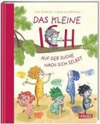 Cover-Bild zu Das kleine Ich auf der Suche nach sich selbst von Schmidt, Ina