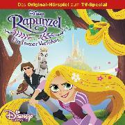 Cover-Bild zu Disney / Rapunzel - Pilotfolge: Für immer verföhnt (Audio Download) von Koch, Dieter