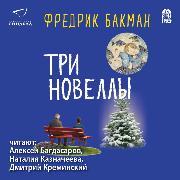 Cover-Bild zu Tri novelly (Audio Download) von Backman, Fredrik
