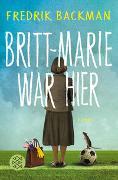 Cover-Bild zu Britt-Marie war hier von Backman, Fredrik