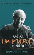 Cover-Bild zu Rosenstock-Huessy, Eugen: I Am an Impure Thinker