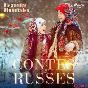 Cover-Bild zu Contes russes (volume 2) (Audio Download) von Afanassiev, Alexandre