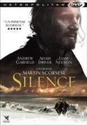 Cover-Bild zu Silence F von Martin Scorsese (Reg.)