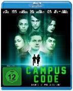 Cover-Bild zu Campus Code von Jesse McCartney (Schausp.)