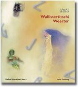 Cover-Bild zu Wallissertitschi Weerter von Grichting, Alois