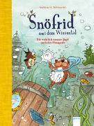 Cover-Bild zu Snöfrid aus dem Wiesental (3). Die wahrlich rasante Jagd nach der Flussperle von Schmachtl, Andreas H.
