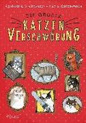 Cover-Bild zu Die große Katzenverschwörung von Stelmaszyk, Agnieszka
