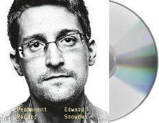 Cover-Bild zu PERMANENT RECORD CD von SNOWDEN, EDWARD