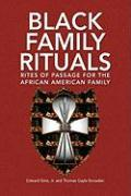 Cover-Bild zu Black Family Rituals von Sims, Edward Jr.