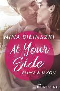 Cover-Bild zu At your Side von Bilinszki, Nina