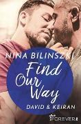 Cover-Bild zu Find Our Way von Bilinszki, Nina