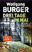Cover-Bild zu Drei Tage im Mai (eBook) von Burger, Wolfgang