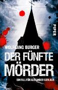 Cover-Bild zu Der fünfte Mörder von Burger, Wolfgang