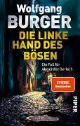 Cover-Bild zu Die linke Hand des Bösen von Burger, Wolfgang