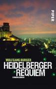 Cover-Bild zu Heidelberger Requiem von Burger, Wolfgang