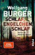 Cover-Bild zu Schlaf, Engelchen, schlaf von Burger, Wolfgang