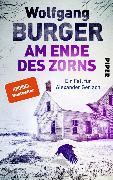 Cover-Bild zu Am Ende des Zorns (eBook) von Burger, Wolfgang