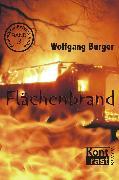 Cover-Bild zu Flächenbrand (eBook) von Burger, Wolfgang