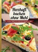 Cover-Bild zu Herzhaft backen ohne Mehl von Donnermeyer, Anja