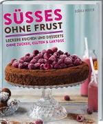 Cover-Bild zu Süßes ohne Frust von Hoffer, Ulrika