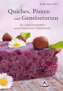 Cover-Bild zu Quiches, Pizzen und Gemüsetorten von Petri, Britta Diana