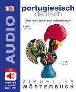 Cover-Bild zu Visuelles Wörterbuch Portugiesisch Deutsch