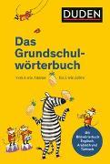 Cover-Bild zu Duden - Das Grundschulwörterbuch von Holzwarth-Raether, Ulrike