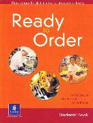 Cover-Bild zu Ready to Order Students' Book - Ready to Order von Baude