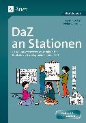 Cover-Bild zu DaZ an Stationen von Boller, Jasmin