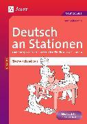 Cover-Bild zu Deutsch an Stationen SPEZIAL Texte schreiben 3-4 von Frank, Manuela