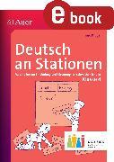 Cover-Bild zu Deutsch an Stationen 4 Inklusion (eBook) von Klügel, Timo