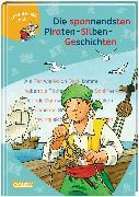 Cover-Bild zu LESEMAUS zum Lesenlernen Sammelbände: Die spannendsten Piraten-Silben-Geschichten von Rudel, Imke