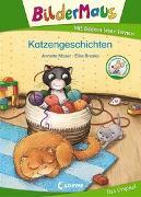 Cover-Bild zu Bildermaus - Katzengeschichten von Moser, Annette