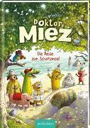 Cover-Bild zu Doktor Miez - Die Reise zur Schatzinsel von Walko