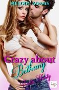 Cover-Bild zu Crazy about Bethany (eBook) von Adams, Melody