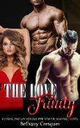 Cover-Bild zu The Love Trinity: Bisexual and Gay Menage MMF Vampire Romance Novel (eBook) von Cresques, Bethany