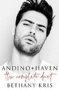 Cover-Bild zu Andino + Haven: The Complete Duet (eBook) von Bethany-Kris