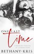 Cover-Bild zu One Last Time (Andino + Haven, #3) (eBook) von Bethany-Kris