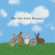 Cover-Bild zu The Five Little Bunnies (eBook) von Thompson, Bethany